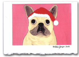 click here to purchase the holiday cards - Dog Holiday Cards