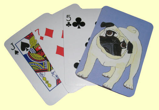 Playing Cards - Design A26
